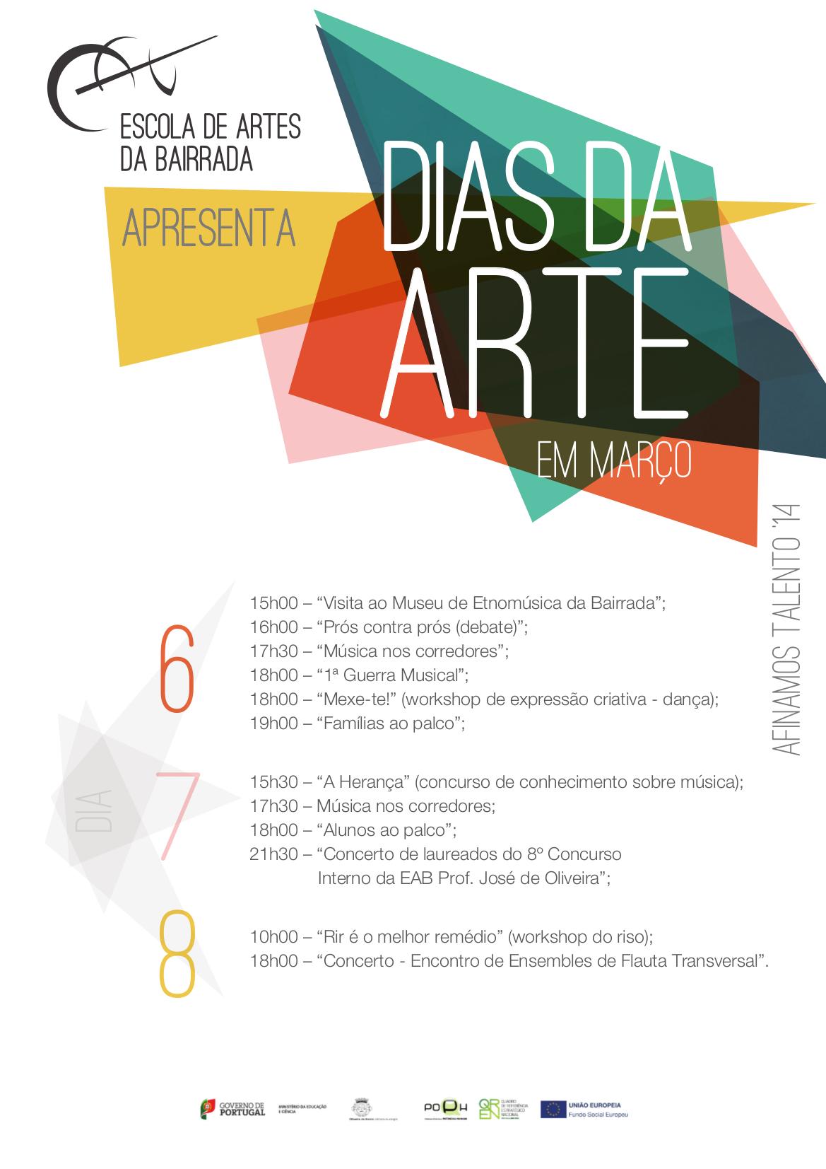 Dias da Arte 2014