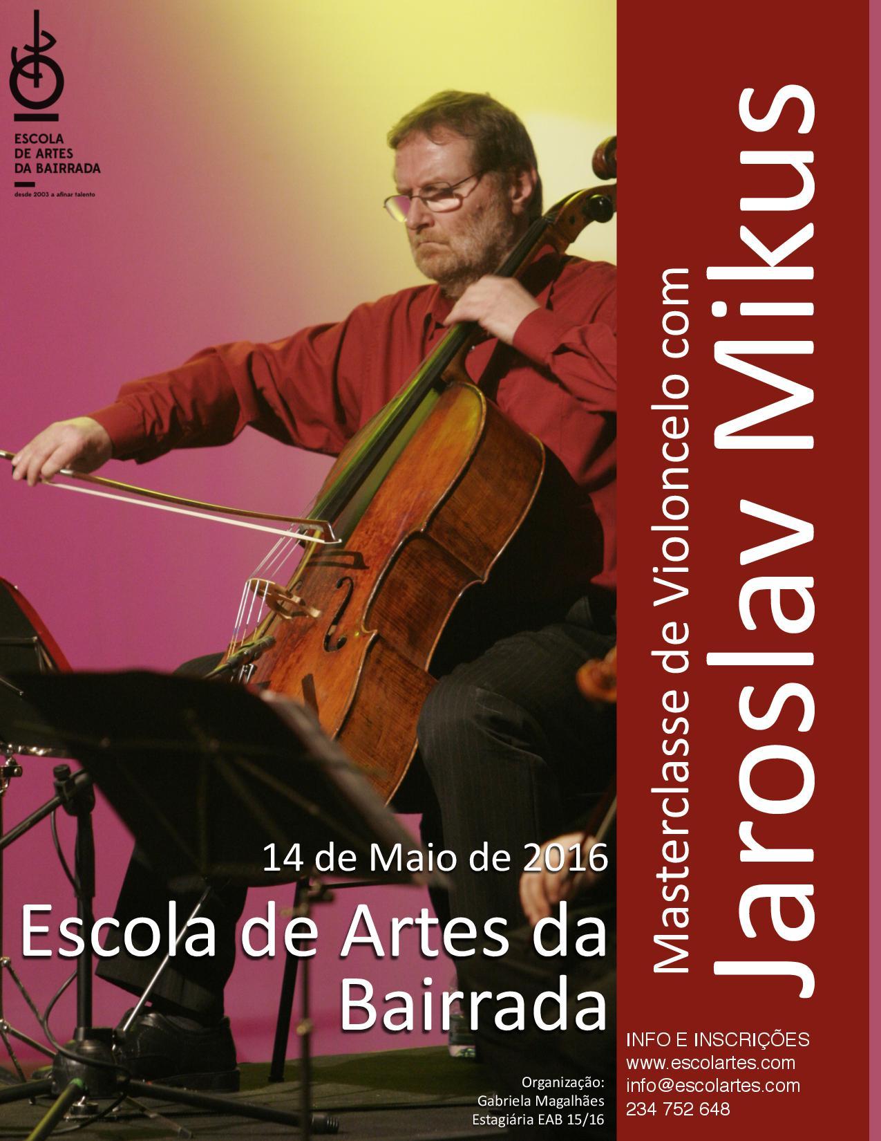 2016-05-14 Masterclasse de Violoncelo Cartaz-001